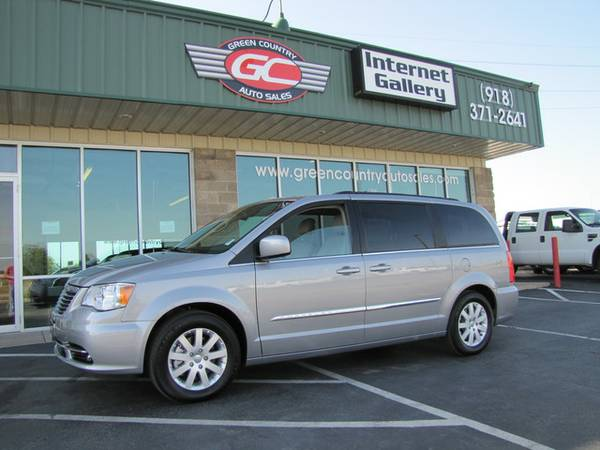 2015 Chrysler Town & Country - Call