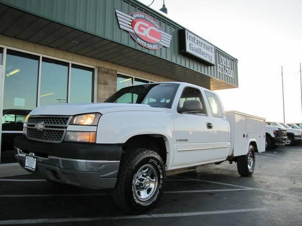 2005 Chevrolet Silverado 2500HD - Call