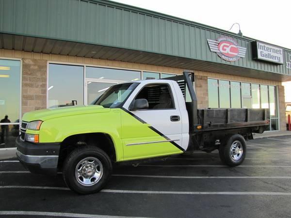2006 Chevrolet Silverado 2500HD - Call