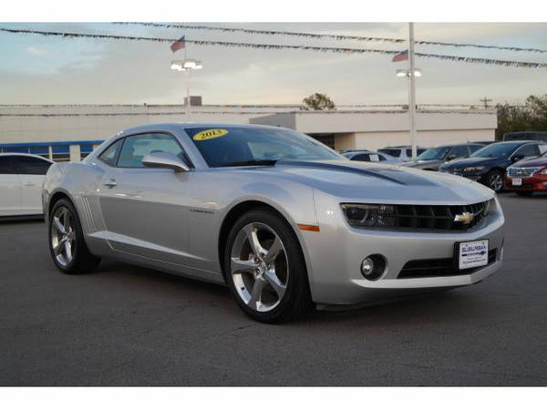 2013 CHEVROLET CAMARO - 2LT! LEATHER!! SUNROOF! LOW MILES!