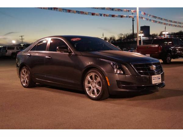 2015 CADILLAC ATS - LUXURY!!! FULLY LOADED!! TURBO!