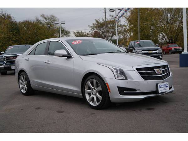 2015 CADILLAC ATS - 2.0 TURBO! LUXURY! NAV!
