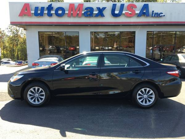 2015 Toyota Camry LE - U R Approved