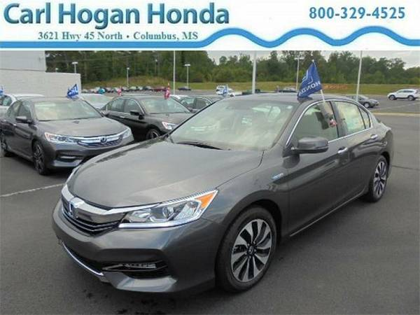 2017 *Honda Accord Hybrid* 4d Sedan EX-L - MODERN STEEL