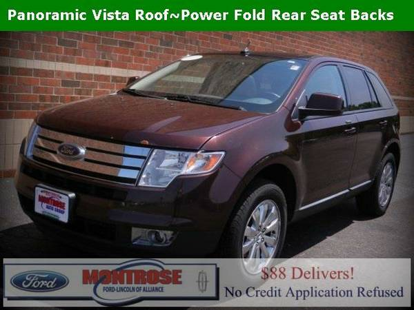 2010 *Ford Edge* SEL - Ford Cinnamon Metallic