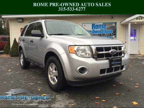 2010 Ford Escape Ingot Silver **Save Today - BUY NOW!**