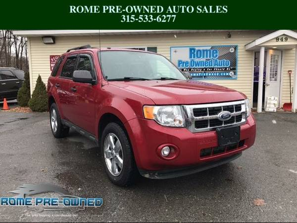 2011 Ford Escape Red *SPECIAL OFFER!!*