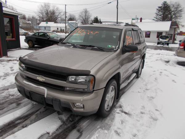 *****2002 CHEVY TRAILBLAZER 4X4*****