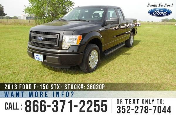 *** 2013 Ford F150 ( F-150 ) STX *** Flex Fuel - USB Port - Warranty