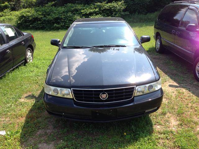 Used 2003 Cadillac Seville For Sale
