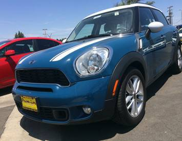 2011 MINI Cooper Countryman S 4dr Wagon