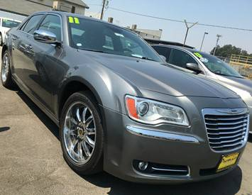 2011 Chrysler 300 C 4dr Sedan