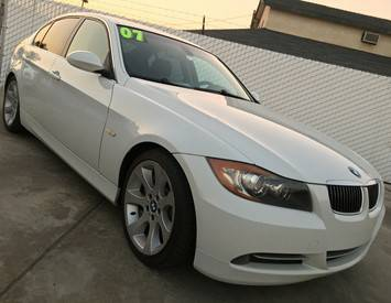 2007 BMW 335I SERIES SEDAN OVER 140 VEHICLES TO CHOOSE FROM