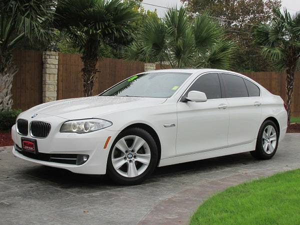 2013 BMW 5 Series Get Your Dream Car For A Little Down