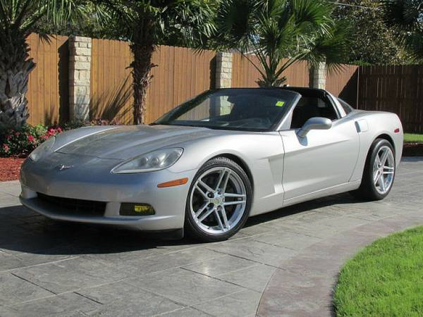 2005 Chevrolet Corvette Drive Off With Your Dream Car Bar or No Credit
