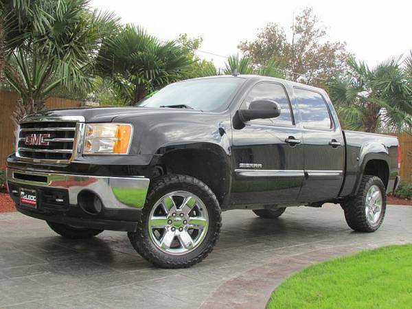 2013 GMC Sierra want a nice new truck but have bad credit? we can help