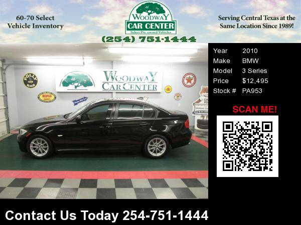 2010 BMW 3 series 328i, Loaded w/ Nav, Leather, Sun Roof and More !!