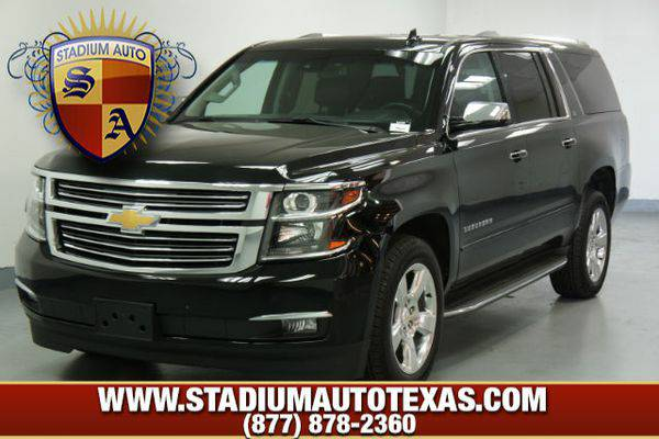 2015 *Chevrolet* *Suburban* *1500* ~ Over 500 vehicles to choose from