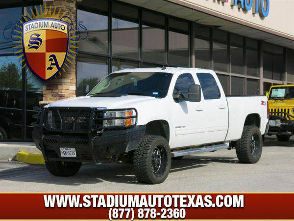 2012 *GMC* *Sierra* *2500HD* ~ Over 500 vehicles to choose from ~