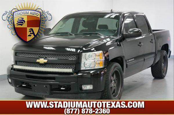 2010 *Chevrolet* *Silverado* *1500* ~ Over 500 vehicles to choose from