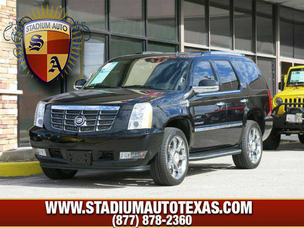 2012 *Cadillac* *Escalade* ~ Over 500 vehicles to choose from ~