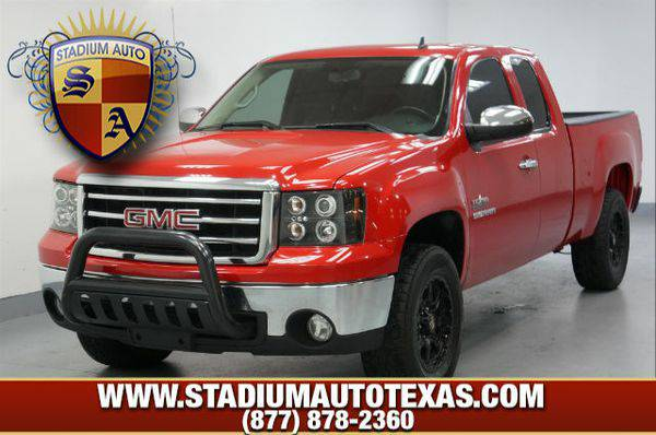 2013 *GMC* *Sierra* *1500* ~ Over 500 vehicles to choose from ~