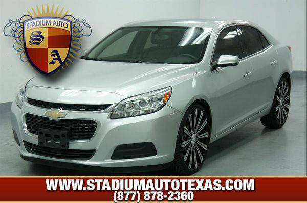 2015 *Chevrolet* *Malibu* ~ Over 500 vehicles to choose from ~