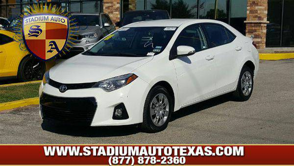 2014 *Toyota* *Corolla* ~ Over 500 vehicles to choose from ~