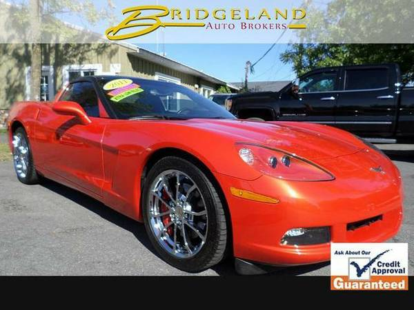 2011 Chevrolet Corvette 2d Coupe 1LT