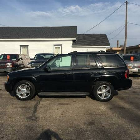 **2008 Chevrolet Trailblazer LT**4x4**Loaded**Low Miles**