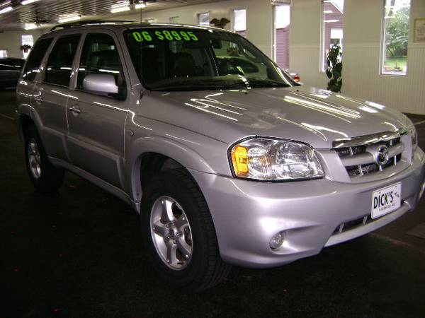 2006 Mazda Tribute Sport