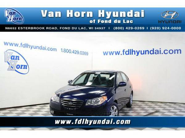 2010 *Hyundai Elantra* GLS - Hyundai-Financing for Everyone