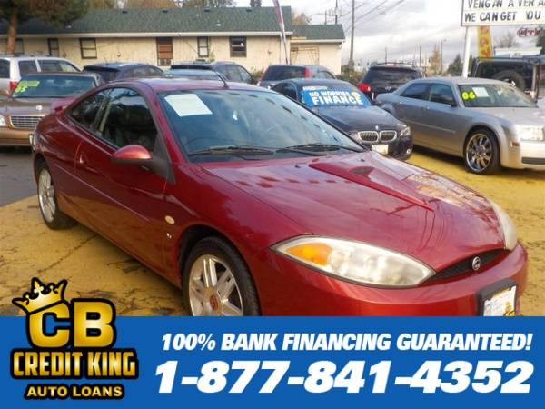 Year END Close Out 2002 Mercury Cougar Sport Premium We can finance ev