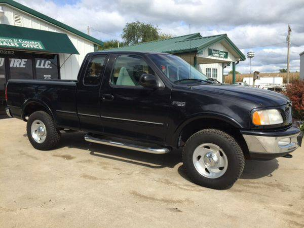 "1997 *Ford* *F-150* *F 150* *F150* XLT 3dr 4WD Extended Cab SB ""BO"
