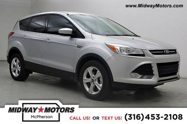 2014 Ford Escape SE SUV Escape Ford