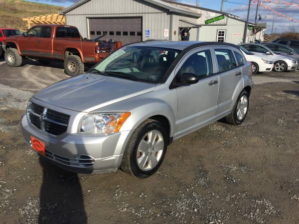 JUST TRADED 2007 DODGE CALIBER SXT W/ WARRENTY ONLY 88,000 MILES CHEAP