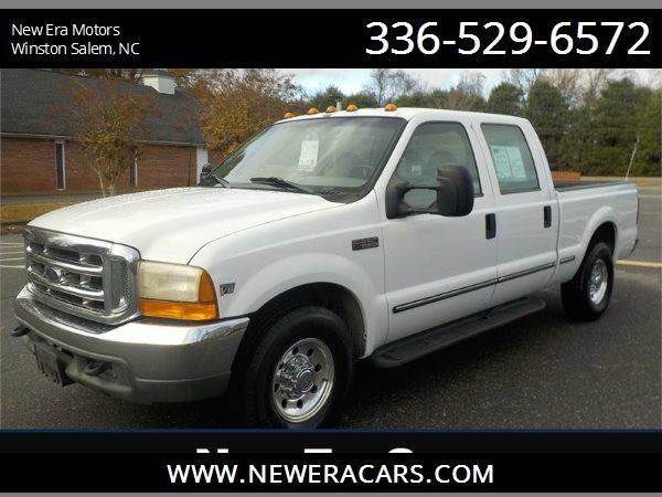 1999 FORD F350 SUPER DUTY 7.3L DIESEL!!!, White
