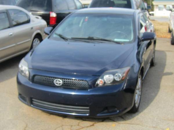 2008 Scion tC Sport Coupe 4-Speed Automatic