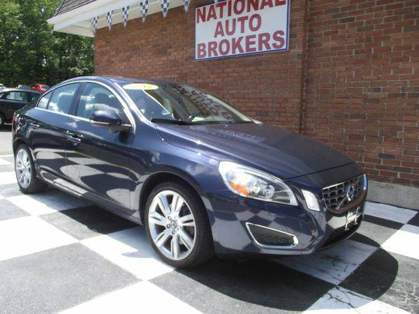 2012 *Volvo* *S60* AWD 4dr Sdn T6 w/Moonroof ( Everyone welcome &