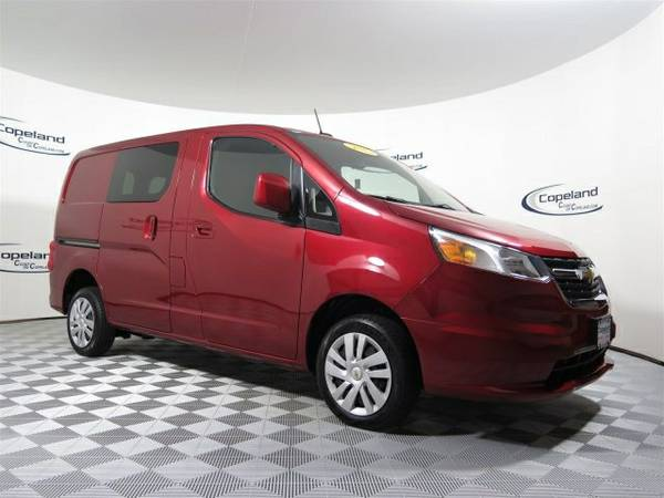 2015 Chevrolet City Express Cargo Van Mini-van, Cargo LT