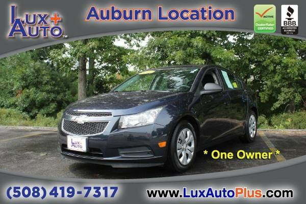 2014 Chevrolet Cruze LS Automatic - One Owner Sedan Cruze Chevrolet
