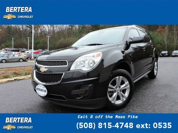 2015 *Chevrolet Equinox* LT (BLACK)