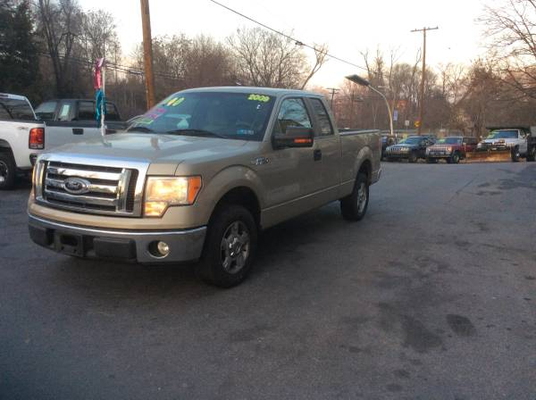2009 FORD F150 EXT CAB XLT,,,,, 1 OWNER RUNS & DRIVES GRT!!!!!!!!!!!