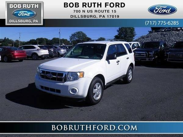 2011 Ford Escape XLT SUV Escape Ford