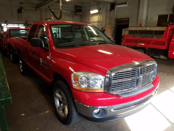 2006 Dodge Ram Quad Cab 1500 Pickup