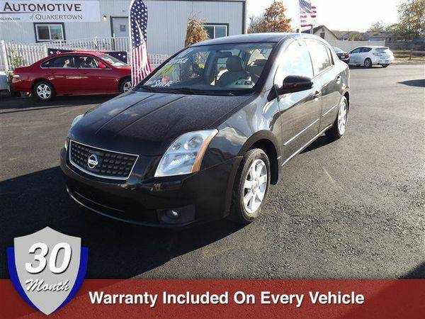 2007 *Nissan* *Sentra* 2.0 BUY HERE PAY HERE 30-Month Warranty