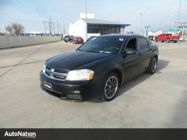 2013 Dodge Avenger SE SKU:DN530624 Dodge Avenger SE Sedan