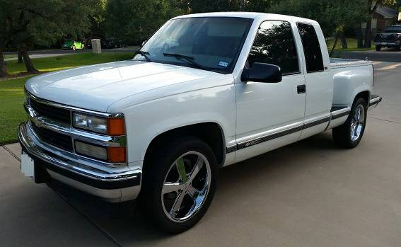 97 Chevy Silverado 1500