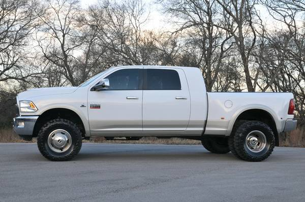 2010 DODGE RAM 3500 6.7L 4X4 CUMMINS LARAMIE*1OWNER*DONT MISS THIS!*
