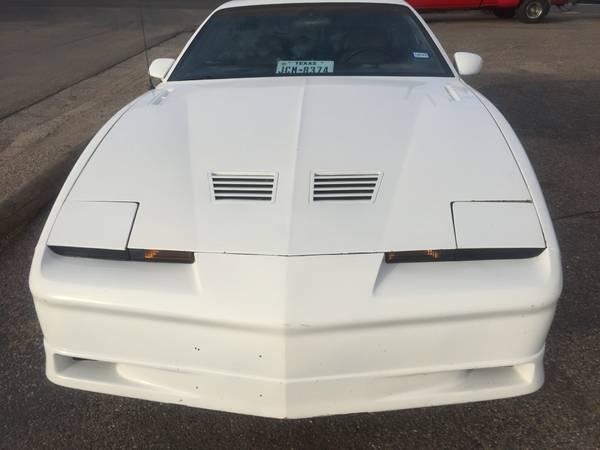 1988 GTA TRANS AM